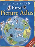 The Kingfisher First Picture Atlas, Deborah Chancellor, 0753458489