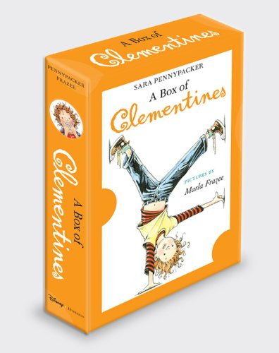 A Box of Clementines (3-Book Paperback Boxed Set) (A Clementine Book) [Sara Pennypacker] (Tapa Blanda)