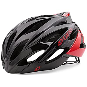 Giro Savant MIPS Road Cycling Helmet Bright Red/Black Large (59 63 cm)