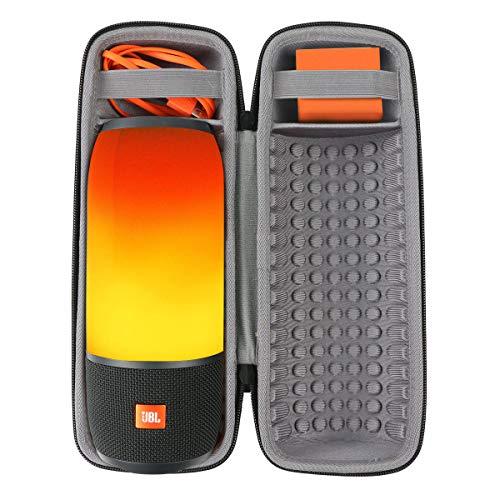 Hard Travel Case for JBL Pulse 3 Wireless Bluetooth IPX7 Waterproof Speaker by co2CREA (Jbl Charger 2 Travel Case)