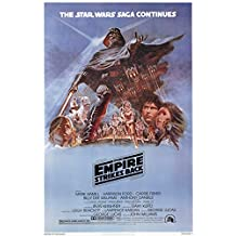 Star Wars: Episode V - The Empire Strikes Back - Movie Poster / Print (Regular Style B) (Size: 69cm x 101.5cm)
