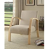 4D Concepts 194024 Danish Collection Natural Chair