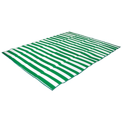 (Stansport Tatami Straw Ground Mat, Green)