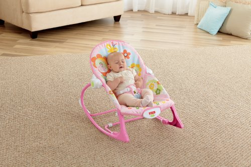 Toddler Rocker Bouncer Seat Baby Infant Chair Sleeper