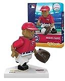 MLB Minnesota Twins Miguel Sano Generation 5 Minifigure, Small, Black