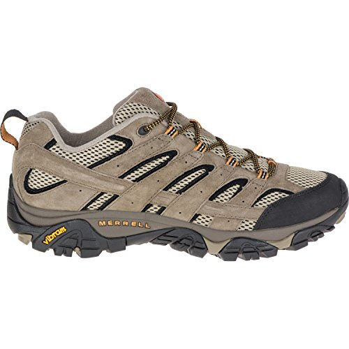 Merrell Men's Moab Vent 2 Casual Sports Shoes 8 M UK/8.5 D(M) US Pecan - Brands Uk Sports