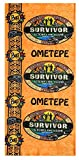 Survivor TV Buffs - Season 22: Redemption Island Orange Ometepe Buff