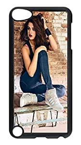 Custom Selena Gomez Cover Case for iPod Touch5