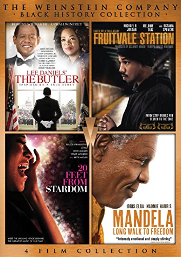 DVD : Black History Collection (Boxed Set, 4 Disc)