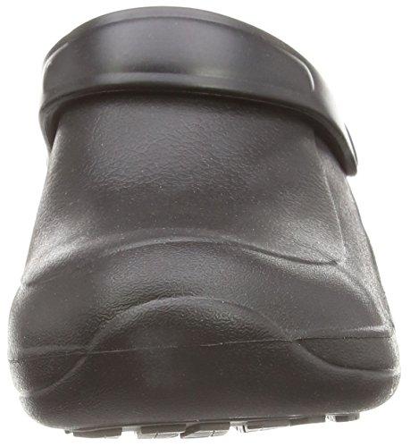 black Sicurezza Unisex 35 Calzature Bianco Toffeln Eziprotekta Black bianco Di white nt4vx