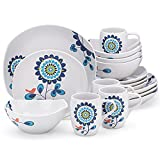 Cheap Dansk Classic Fjord Tweet 16 Piece Dinnerware Set