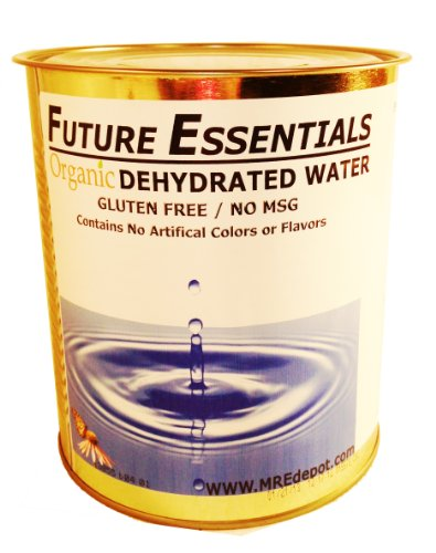 Future Essentials Organic Dehydrated Water