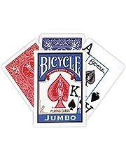 Bicycle® Rider Back International Jumbo Index Playing Cards