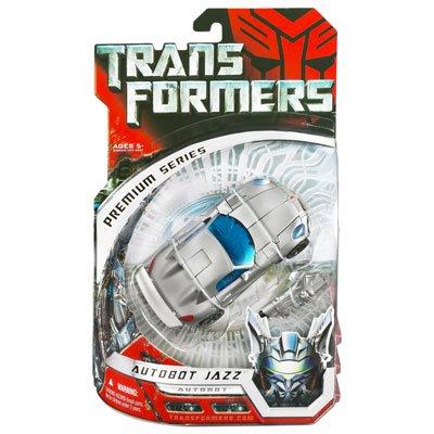 Premium Series: Autobot Jazz Transformers Movie Delux Action Figure