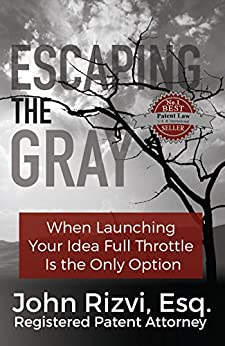 Escaping the Gray: When Launching Your Idea Full Throttle is the Only Option by [Rizvi, John]