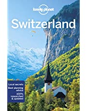 Lonely Planet Switzerland 9 9th Ed.: 9th Edition