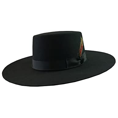 9beb92a48dc9a DelMonico Bolero Hat at Amazon Men s Clothing store