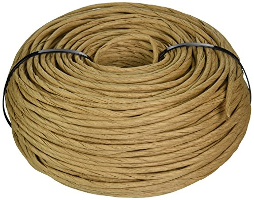 Commonwealth Basket Fibre Rush, 5/32-Inch 2-Pound Coil, Approxmately -