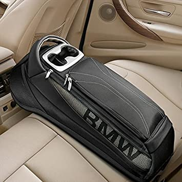Bmw Rear Seat Storage Bag Modern Line Design Automotive Amazon