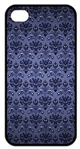 Haunted Mansion Hard Case for Apple Iphone 4/4s Caseiphone4/4s-1273