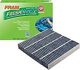 fram cabin air filters - FRAM CF11182 Fresh Breeze Cabin Air Filter with Arm & Hammer