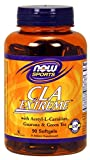 NOW Sports CLA Extreme, 90 Softgels