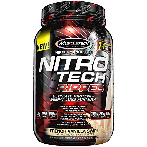 MuscleTech Performance Series Nitro Tech Ripped
