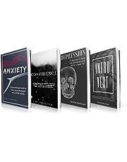 Self Esteem : 4 Manuscripts - Anxiety, Confidence, Depression, Introvert