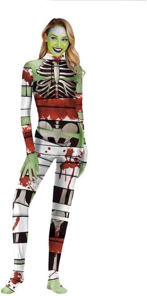 Lili Disfraz De Esqueleto para Mujer Impreso En 3D para Mujer De ...