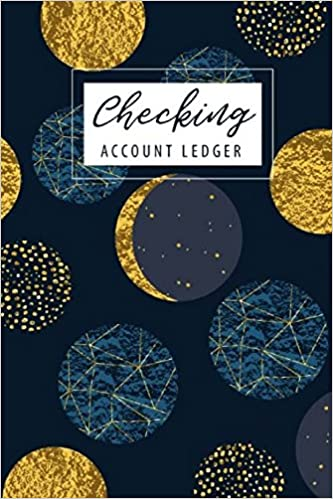 amazon checking account ledger 6 column payment record record and