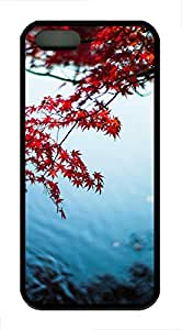 iPhone 5S Case, iPhone 5 Cover, iPhone 5S Maple Leaf Soft Cases