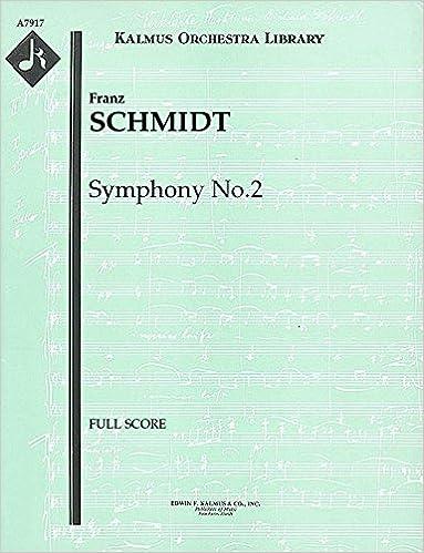 Symphony No.2: Full Score [A7917]