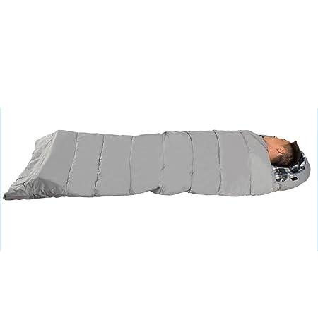 ZML Saco de Dormir Individual, Cálido, 3 Temporada, liviano, Acampar al Aire Libre: Amazon.es: Hogar
