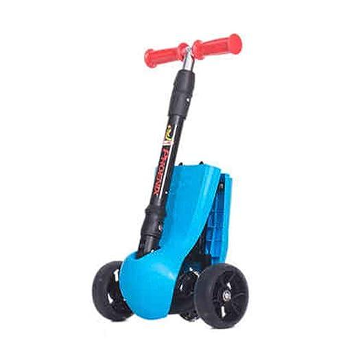 IG Kickboard Micro Scooter plegable para niños, mini ...
