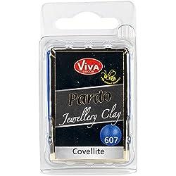 Viva Decor Pardo Jewelry Clay, 56g, Covellite