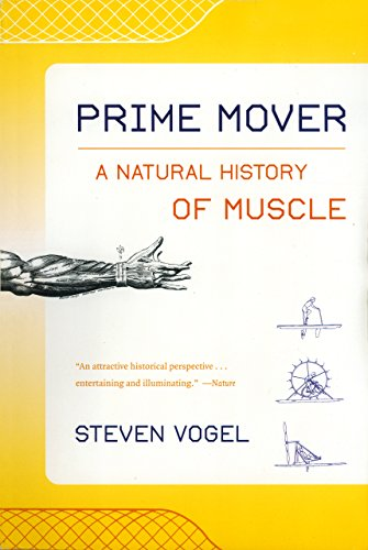 Prime Mover: A Natural History of Muscle cover