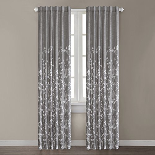 Grey Curtains for Living Room, Modern Contemporary