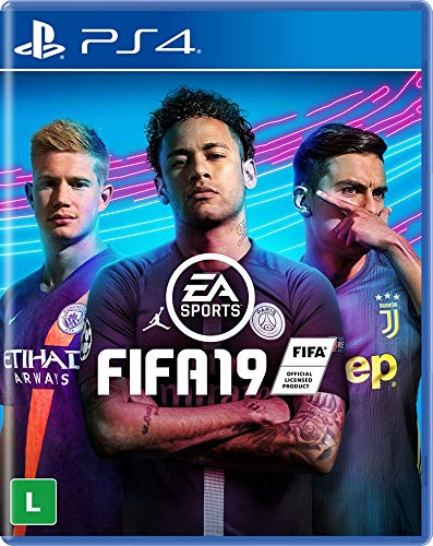 Eletronics Arts EA EA3044AN FIFA