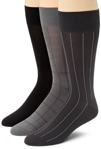 Microfiber Dress Socks - 5