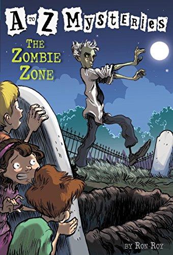 A to Z Mysteries: The Zombie Zone]()