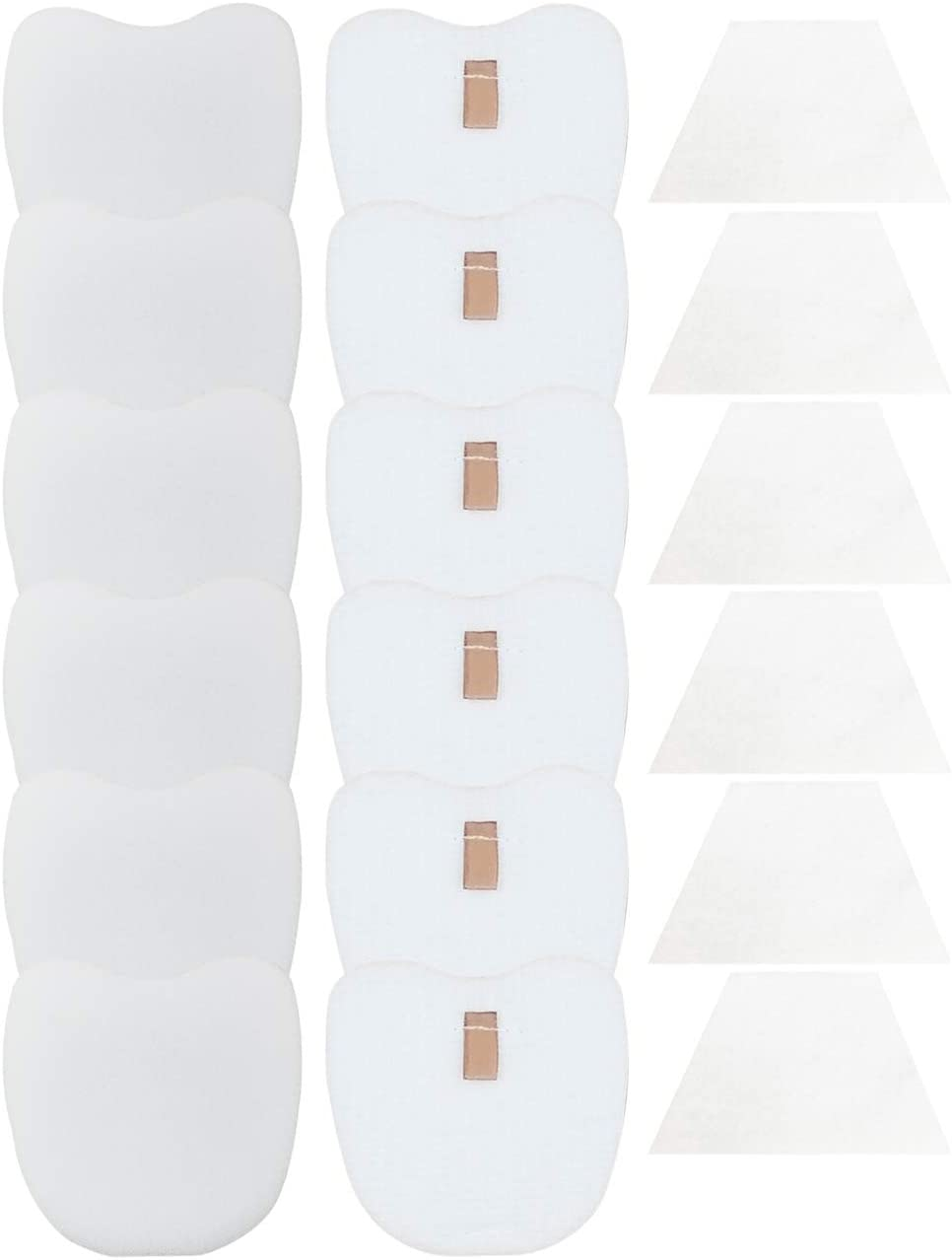 6 Pack Filters for Shark Rocket DeluxePro Zero-M Vacuum HV345, HV320, HV321, HV322, HV324Q, UV330, UV422, UV425, UV480, ZS350, ZS351, ZS352, Replacement Part XPMFK320 1084FTV320