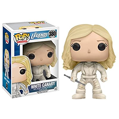 Funko POP TV: Legends of Tomorrow - White Canary Action Figure: Funko Pop! Television: Toys & Games