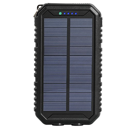 Best Solar Powered Phone Charger - 9