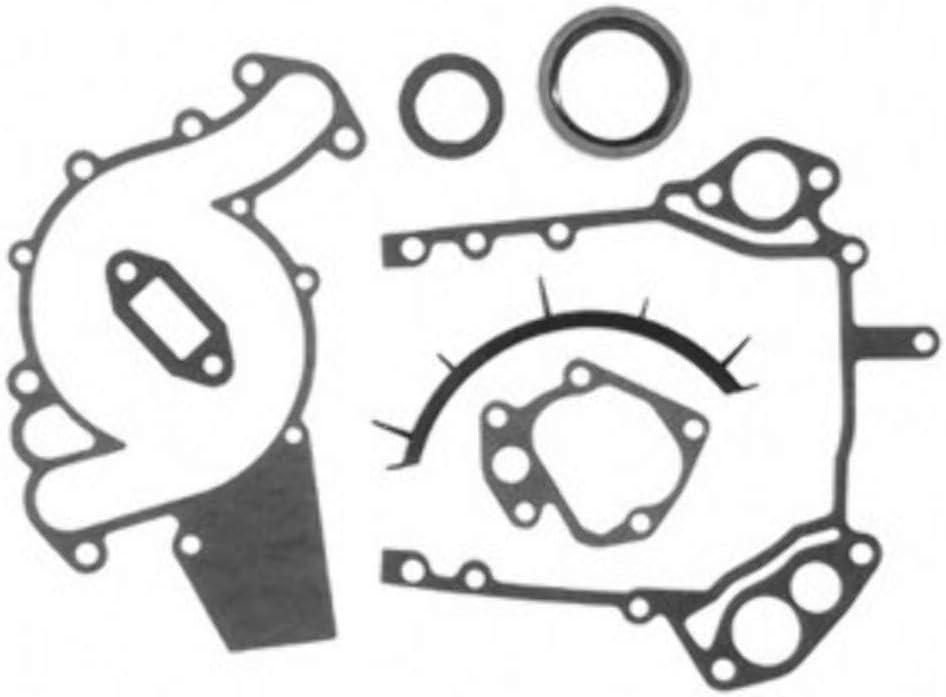 MAHLE Original JV863 Engine Timing Cover Gasket Set