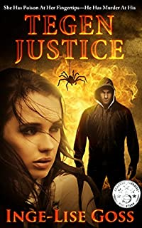 Tegen Justice by Inge-Lise Goss ebook deal