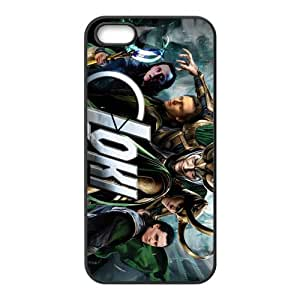 Malcolm Loki Cell Phone Case for Iphone 5s