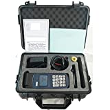 VETUS INSTRUMENTS YV400 Portable Handheld Vibration Meter Tester Vibrometer Velocity 0.1 to 400.0 mm/s Acceleration 0.1 to 205.6 m/s2 Displacement 0.001 to 9.0 mm with TFT Color LCD Display