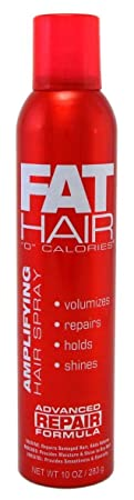 Samy Fat Hair Amplifying Hair Spray 10 Ounce 295ml
