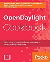 OpenDaylight Cookbook Front Cover