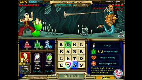 play free online word games bookworm